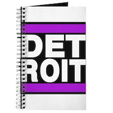 detroit purple Journal
