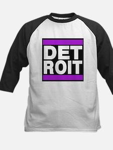 detroit purple Baseball Jersey