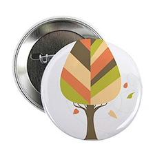 "Celebrate Fall Season Tree 2.25"" Button"