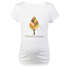 Celebrate Fall Season Tree Shirt