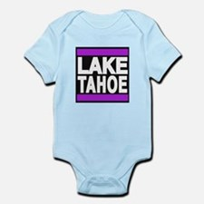 lake tahoe purple Body Suit