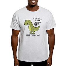 T-Rex Clap II T-Shirt