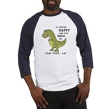 T-Rex Clap II Baseball Jersey