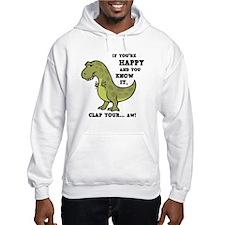 T-Rex Clap II Hoodie