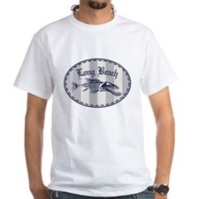 Long Beach Bonefish Badge T-Shirt
