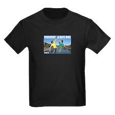 Friendship Always Wins Shirt T-Shirt