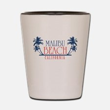 Malibu Regal Print Shot Glass