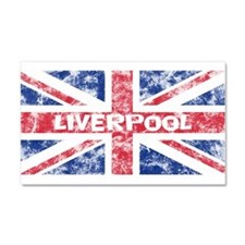 Liverpool2 Car Magnet 20 x 12