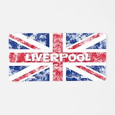 Liverpool2 Aluminum License Plate