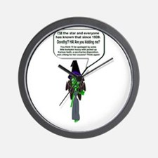 Elphabas a Diva... Wall Clock