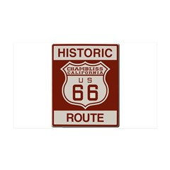 Chambliss Route 66 Wall Decal