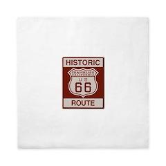 Chambliss Route 66 Queen Duvet