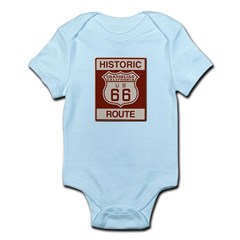 Chambliss Route 66 Body Suit