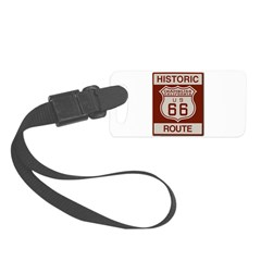 Chambliss Route 66 Luggage Tag