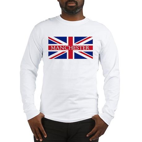 Manchester1 Long Sleeve T-Shirt