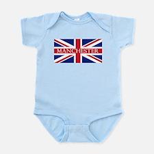 Manchester1 Infant Bodysuit