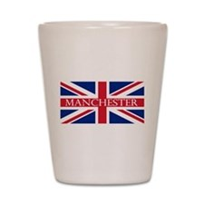 Manchester1 Shot Glass