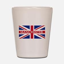 Manchester1 Shot Glass