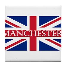 Manchester1 Tile Coaster