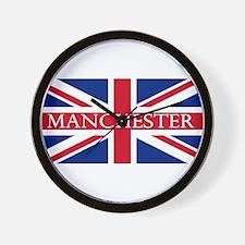 Manchester1 Wall Clock