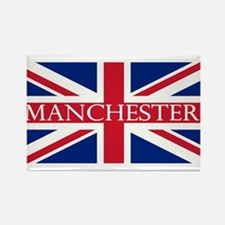 Manchester1 Rectangle Magnet