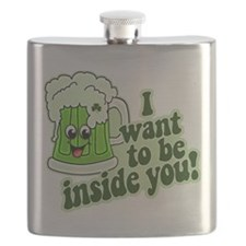 I Want To Be Inside You Flask