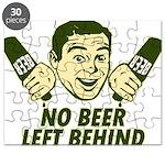 No Beer Left Behind Puzzle