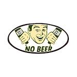 No Beer Left Behind Patches