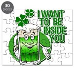 I Want To Be Inside You Puzzle