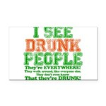23465 I see DRUNK People dark.png Rectangle Car Ma