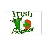 IrishPrincessflag2011.png Rectangle Car Magnet