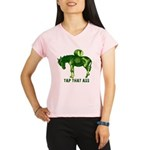 tapthatassgreendonkey.png Performance Dry T-Shirt