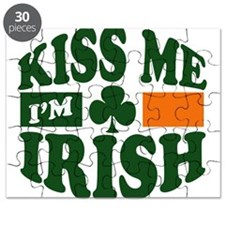 Kiss Me Im Irish.png Puzzle