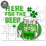 HERE FOR THE GREEN BEER DARK.png Puzzle