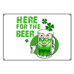 HERE FOR THE GREEN BEER DARK.png Banner