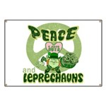 green peace love and leprechauns.png Banner