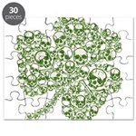 skullwhitefade.png Puzzle