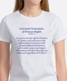 Freedom of Expression Tee