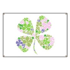 Cute Lucky irish Banner