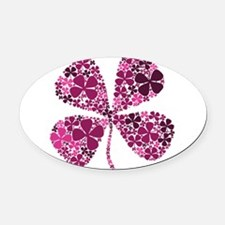 Cool Irish baby Oval Car Magnet