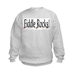 Fiddle Rocks! Sweatshirt