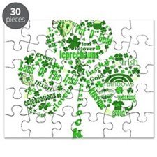 Irish Shamrock.png Puzzle