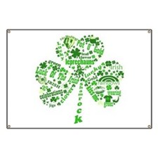 Irish Shamrock.png Banner