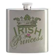 Irish Princess Flask