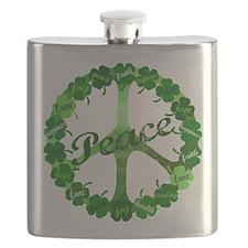 peaceshamrock.png Flask