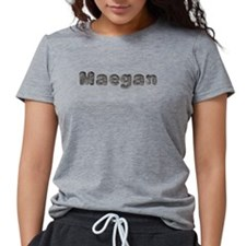 LUCKYCHARM.png Womens Burnout Tee