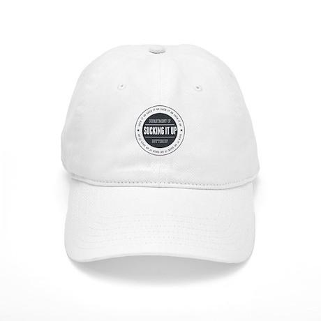 Department of Sucking it Up, Buttercup Cap