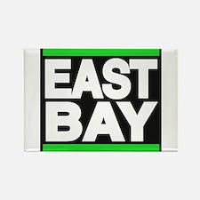 east bay green Rectangle Magnet