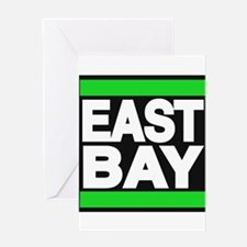 east bay green Greeting Card