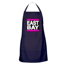 east bay pink Apron (dark)